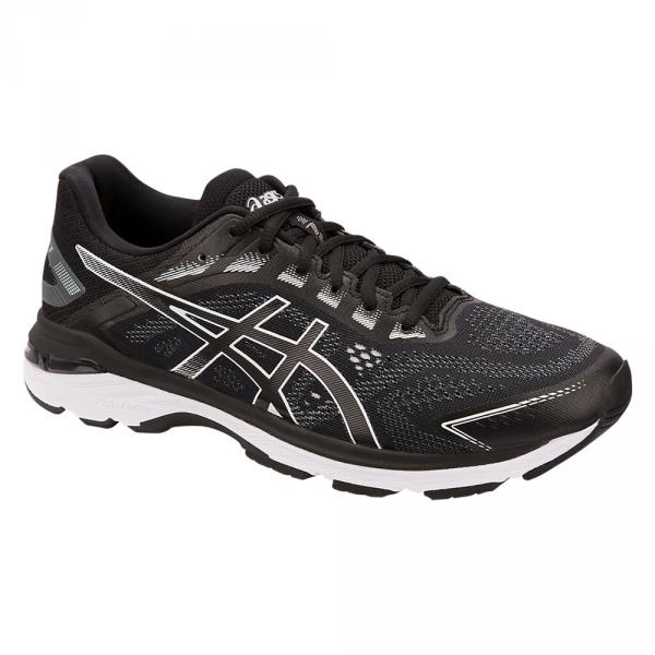 Asics Chaussures Gt-2000 7 BLACK/WHITE Tifoshop