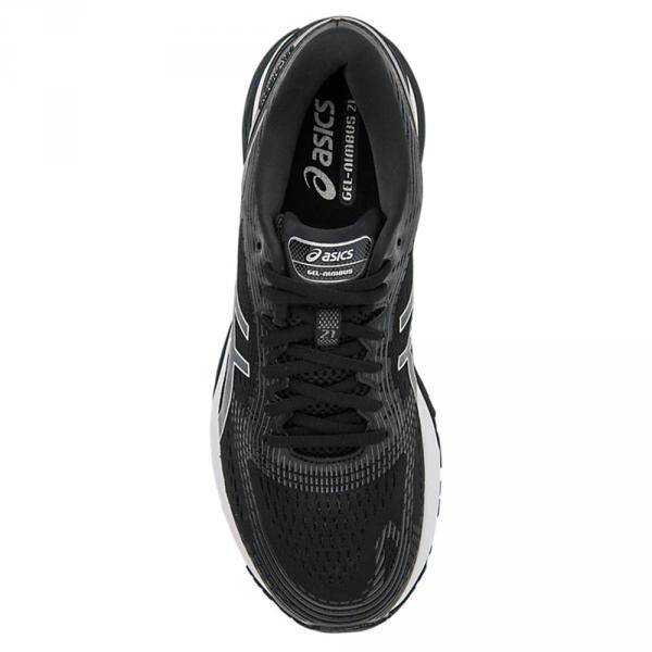 Asics Chaussures Gel-nimbus 21 BLACK/DARK GREY Tifoshop