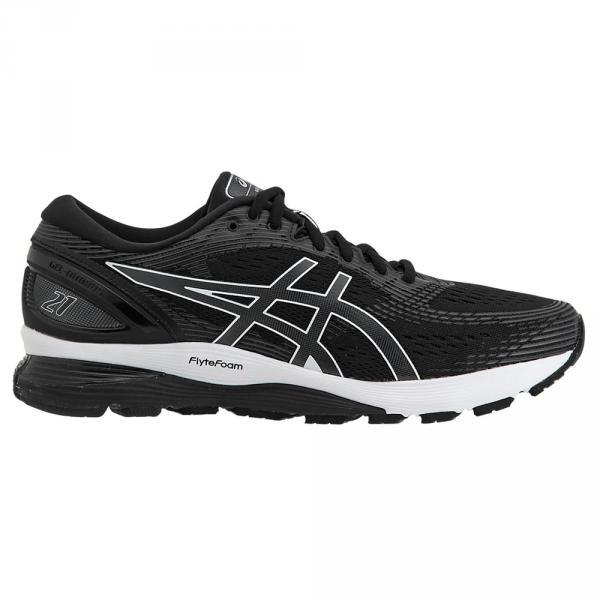Asics Chaussures Gel-nimbus 21 BLACK/DARK GREY