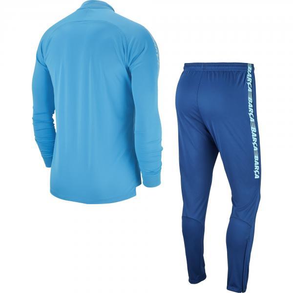 Nike Tuta  Barcellona Blu Tifoshop