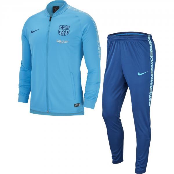 Nike Tuta  Barcellona Blu