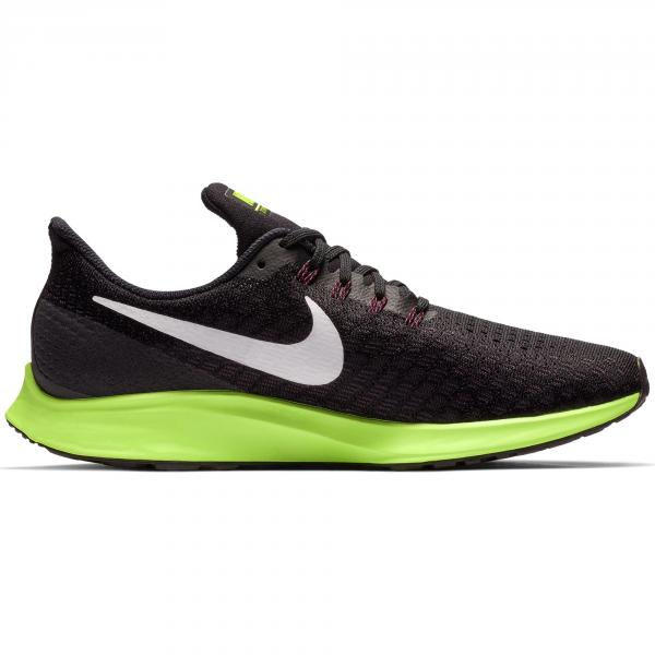 Nike Scarpe Air Zoom Pegasus 35 Nero Lime