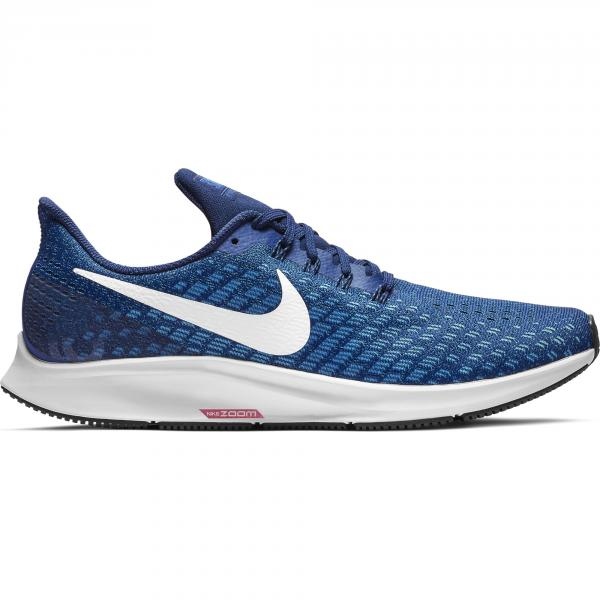 Nike Chaussures Air Zoom Pegasus 35 INDIGO FORCE/WHITE-PHOTO BLUE-BLUE VOID
