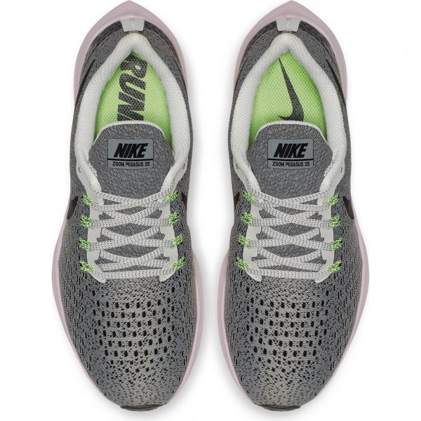 Nike Scarpe Air Zoom Pegasus 35  Donna Grigio Rosa Tifoshop