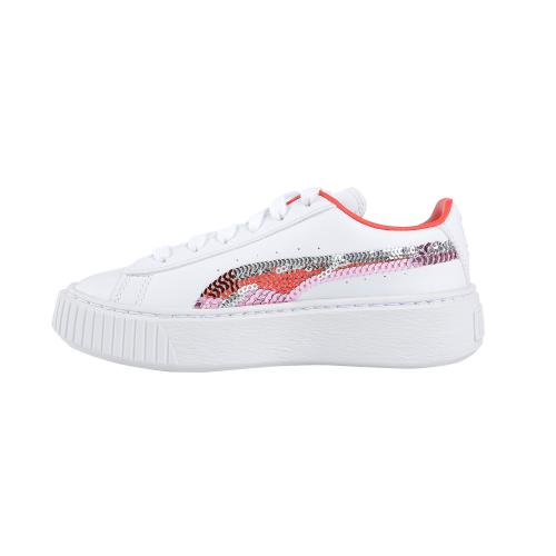 Puma Scarpe Basket Platform Trailblazer Sqn Ps  Junior