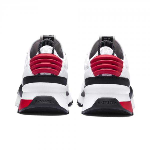 Puma Shoes Rs-0 Winter Inj Toys Puma White-High Risk Red Tifoshop