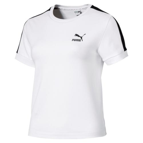 Puma T-shirt Classics Tight T7  Damenmode