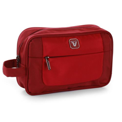 BEAUTY CASE  ROSSO