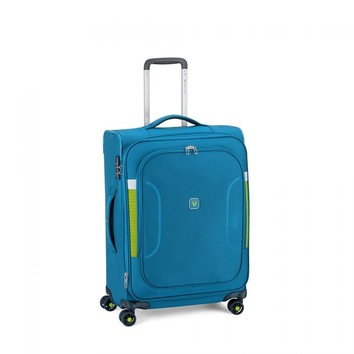 Medium Luggage  LIGHT BLUE