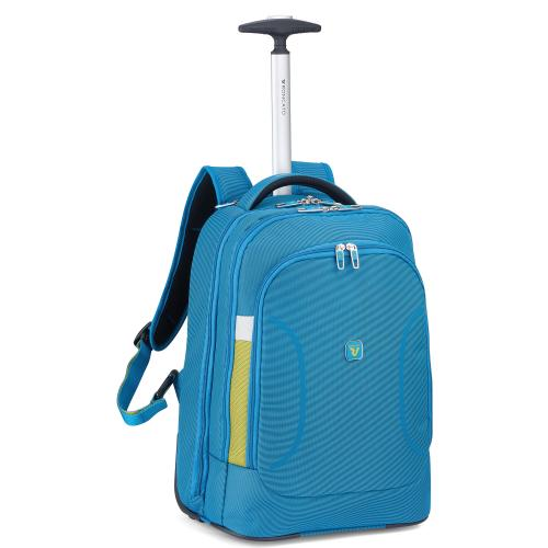 MOCHILA TROLLEY  LIGHT BLUE