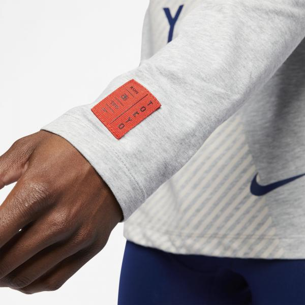 Nike Sweater Dry Fit  Tokyo DK GREY HEATHER Tifoshop