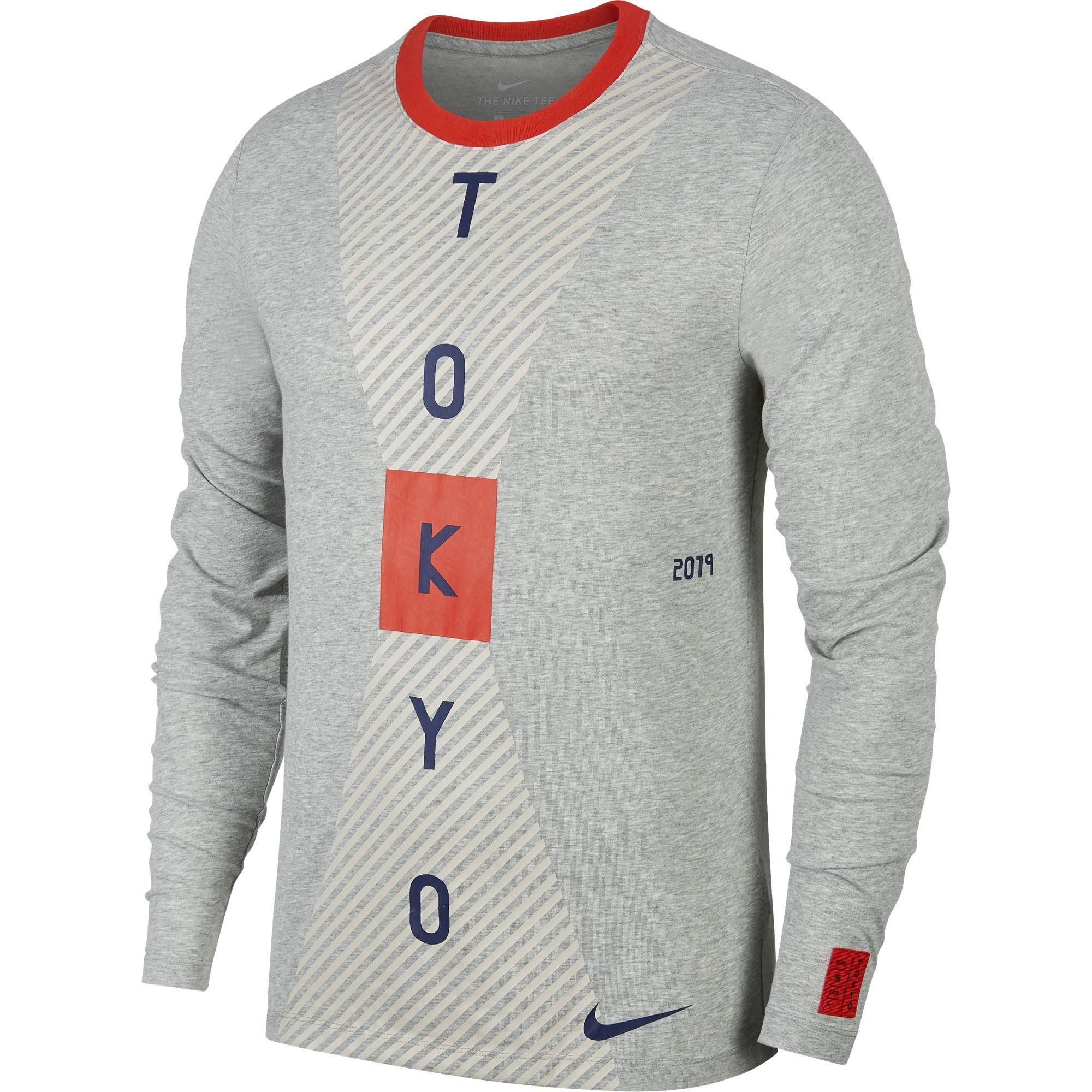Nike Sweater Dry Fit  Tokyo