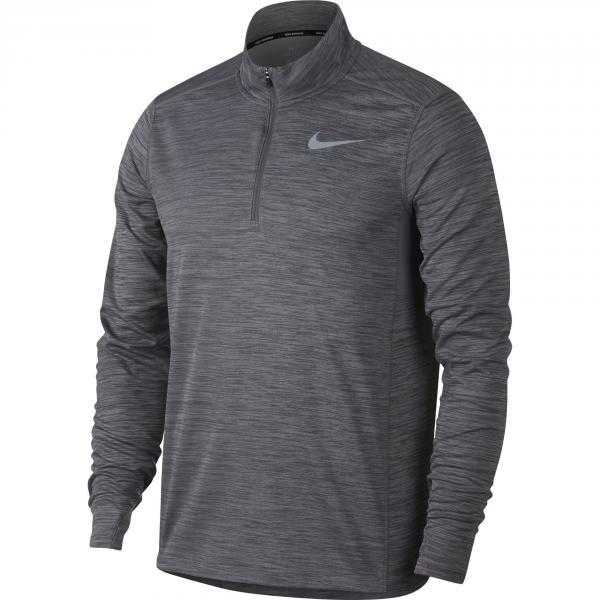 Nike Maglia Pacer Grigio Scuro