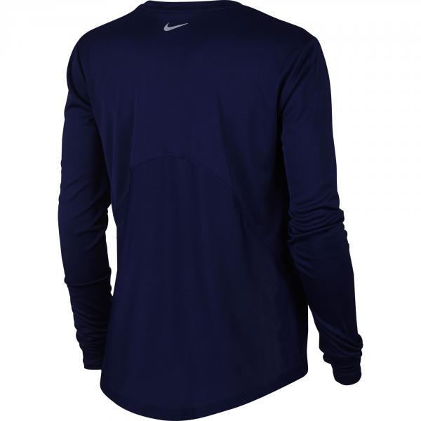 Nike Maglia Miler  Donna Blu Tifoshop