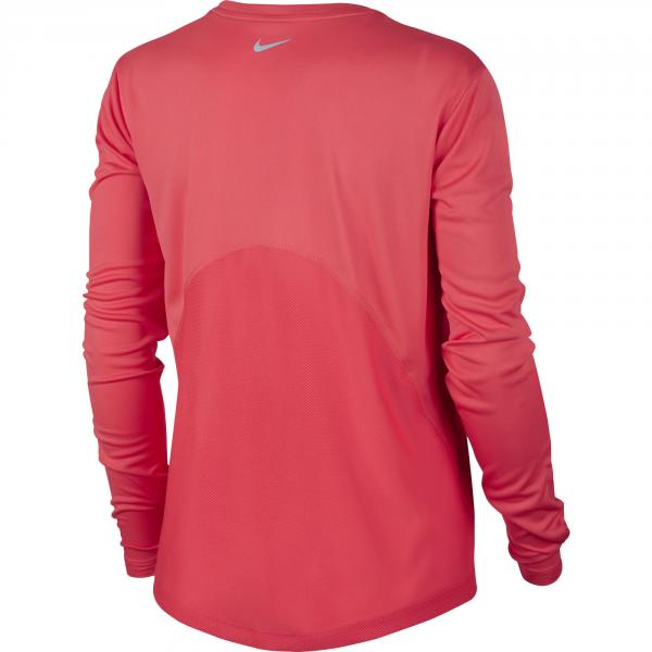 Nike Maglia Miler  Donna Rosa Tifoshop