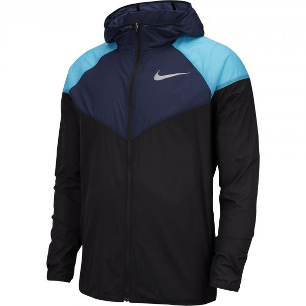 Nike Giacca Windrunner Nero