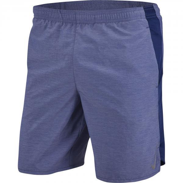 Nike Pantaloncino Challenger Blu