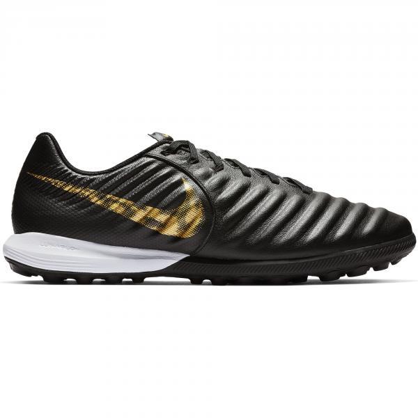Nike Scarpe Calcetto Lunar Legendx 7 Pro Tf Nero Oro