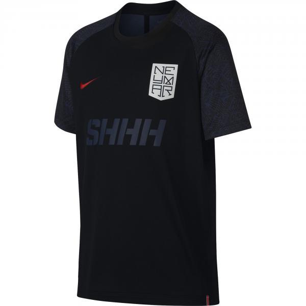 Nike T-shirt Dry  Junior Neymar Jr Nero