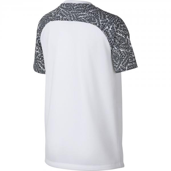 Nike T-shirt Dry  Junior Neymar Jr Bianco Tifoshop