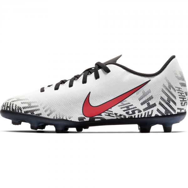 Nike Scarpe Calcio Vapor 12 Club Fg  Junior Neymar Jr Bianco Tifoshop