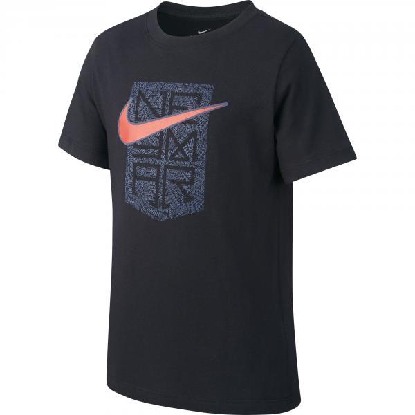 Nike T-shirt Hook  Junior Neymar Jr Nero