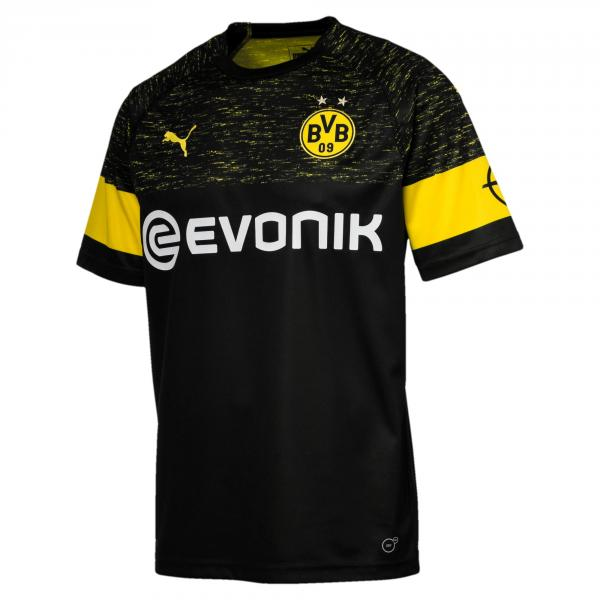 Puma Maglia Gara Away Borussia Dortmund   18/19 Nero