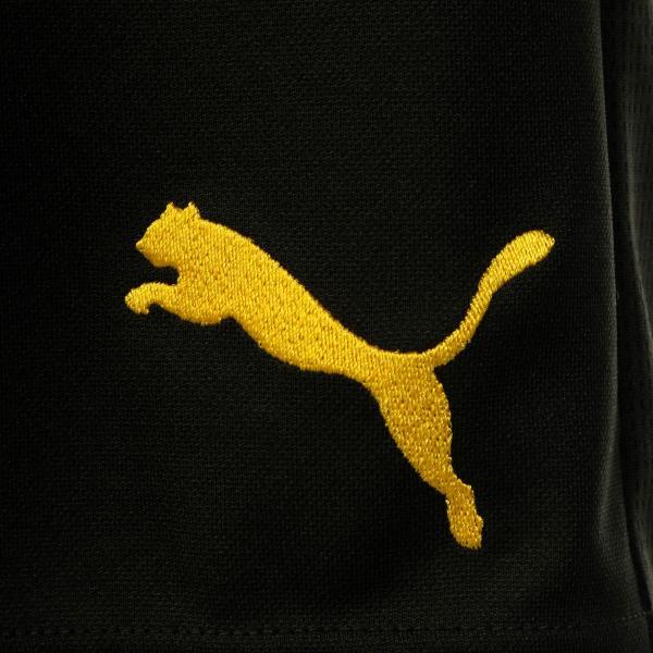 Puma Pantaloncini Gara Home & Away Borussia Dortmund   18/19 Nero Tifoshop