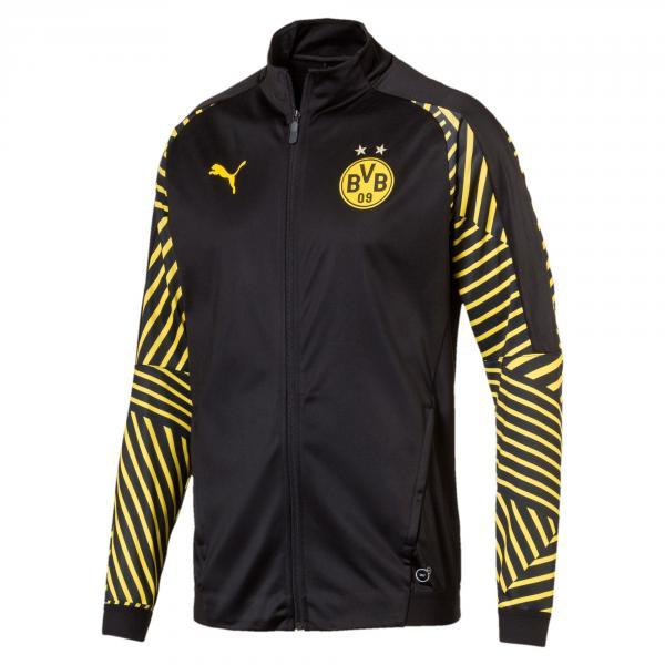 Puma Felpa  Borussia Dortmund   18/19 Nero