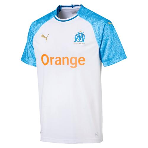 Puma Maillot de Match Home Olympique Marseille   18/19