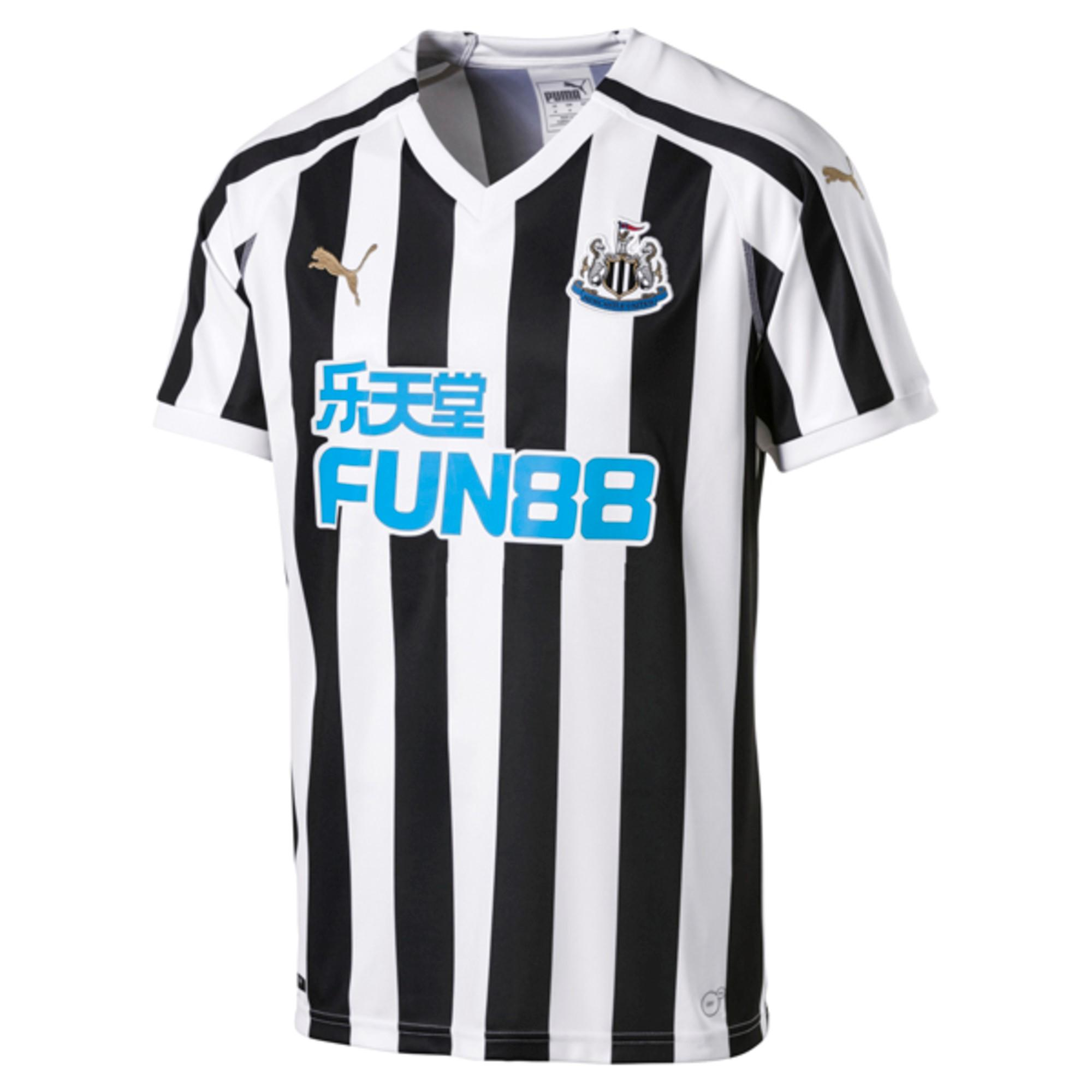 Puma Maglia Gara Home Newcastle United   18/19