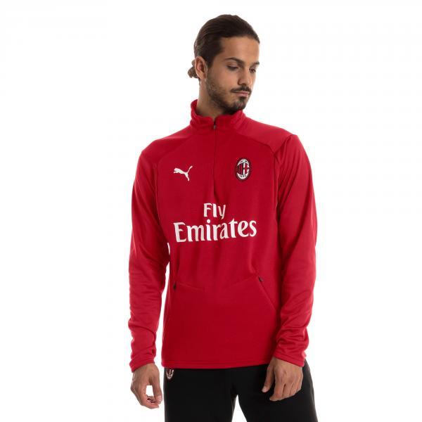 Puma Pile Allenamento Milan Rosso Tifoshop