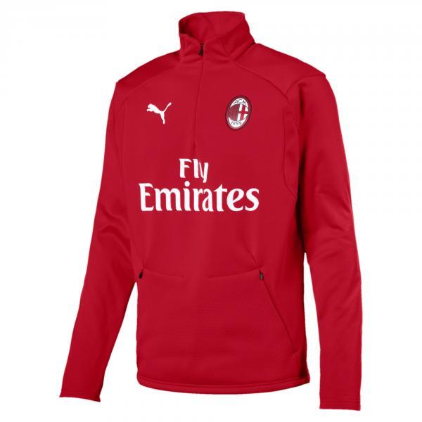 Puma Pile Allenamento Milan Rosso