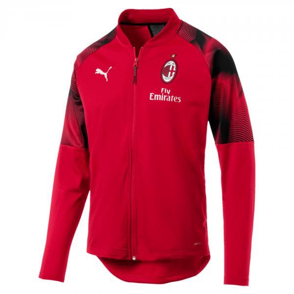 Puma Felpa Prematch Milan   18/19 Rosso