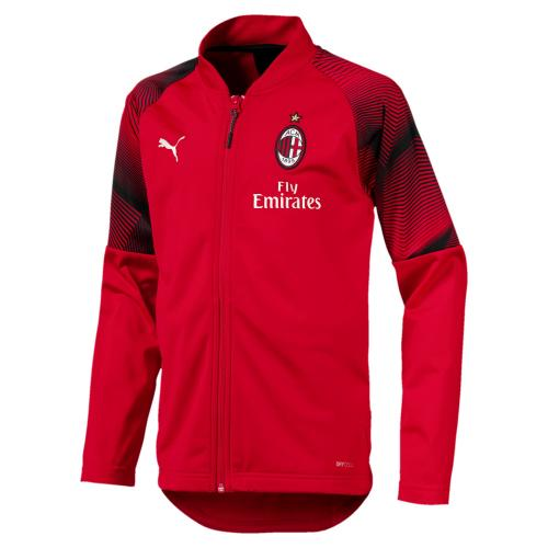 Puma Felpa Prematch Milan Junior  18/19