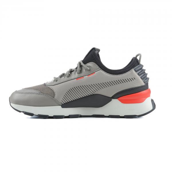 Puma Scarpe Rs-0 Tracks Grigio Tifoshop