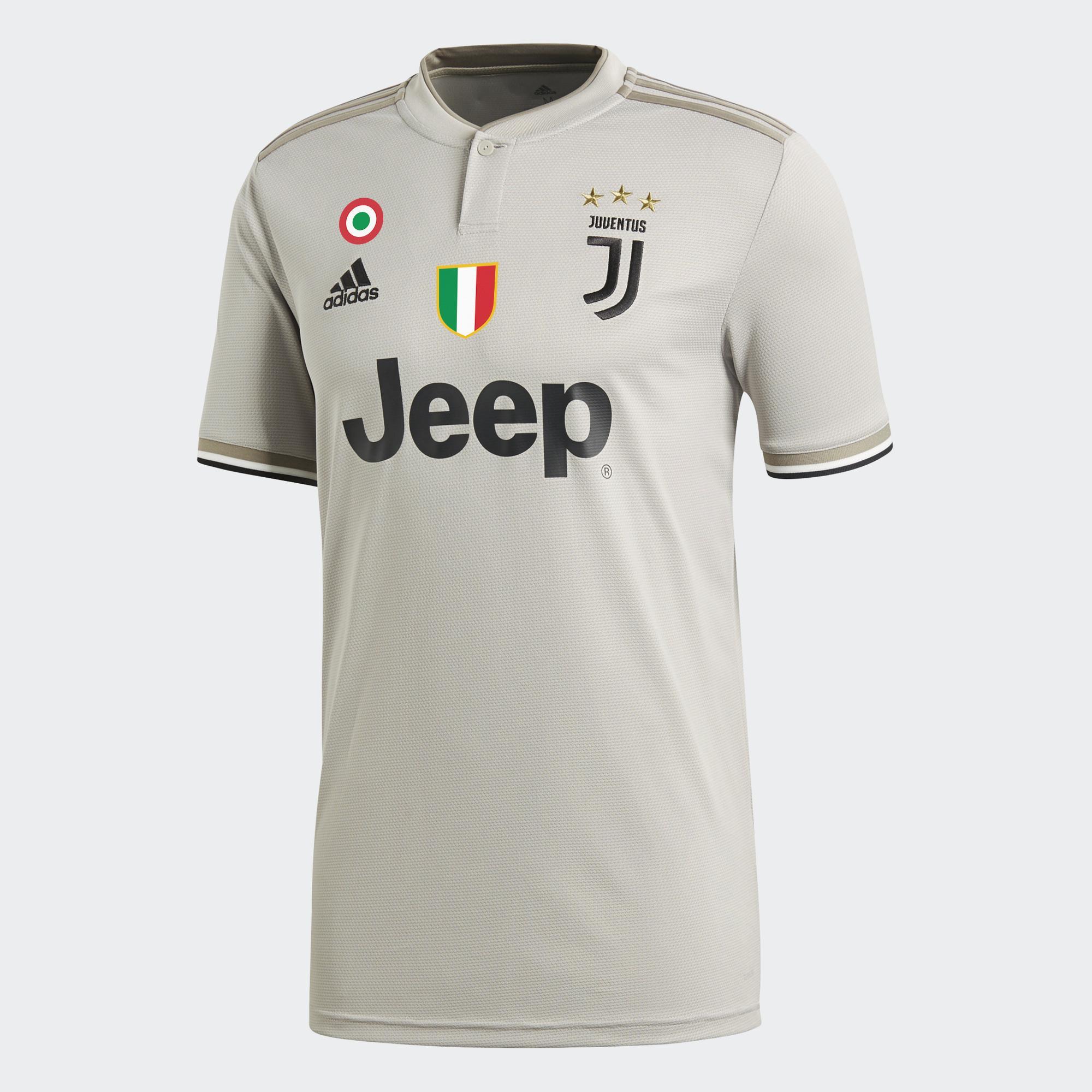 Adidas Maglia Gara Away Juventus   18/19