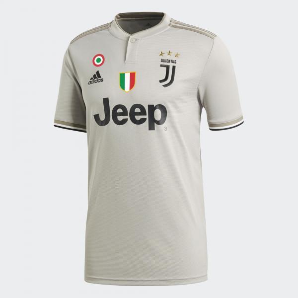 Adidas Maglia Gara Away Juventus   18/19 Beige