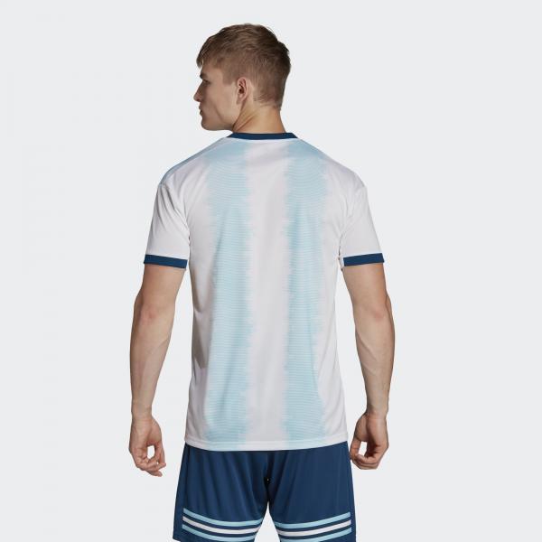 Adidas Maglia Gara Home Argentina   20/22 Bianco Azzurro Tifoshop