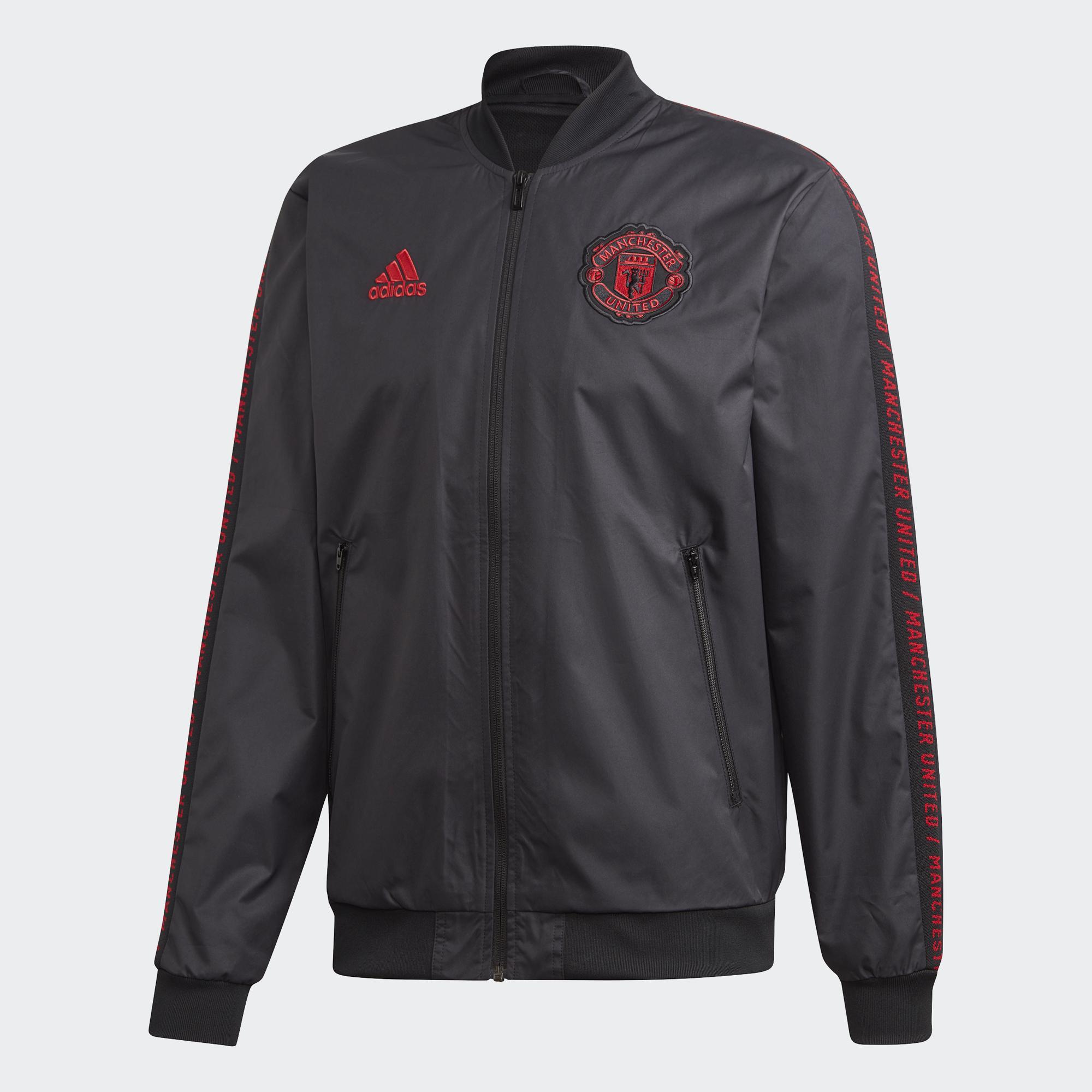 Adidas Felpa Prematch Manchester United