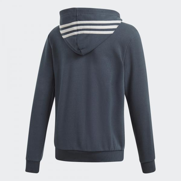 Adidas Felpa  Real Madrid Junior Grigio Tifoshop