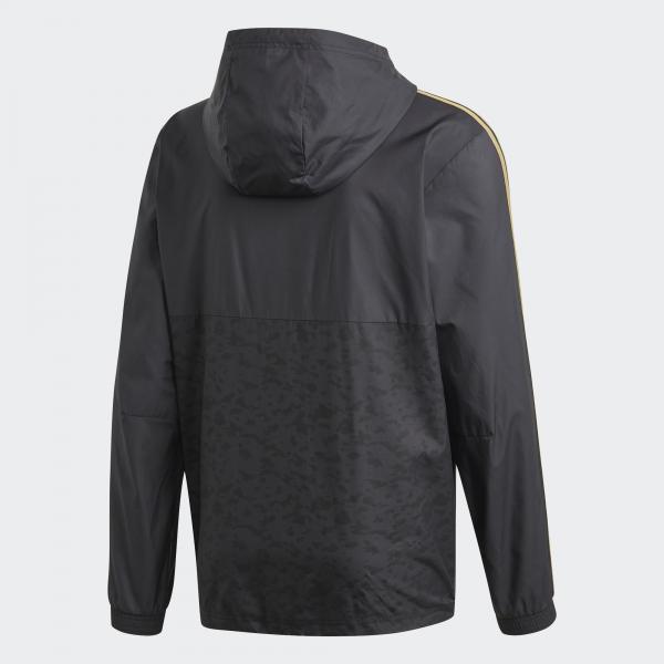 Adidas Antivento  Juventus BlacK Tifoshop