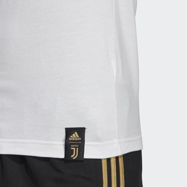30a6b4193 ... Adidas T-shirt Dna Graphic Juventus White Tifoshop ...