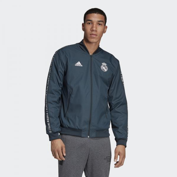 Adidas Felpa Prematch Real Madrid Grigio Tifoshop