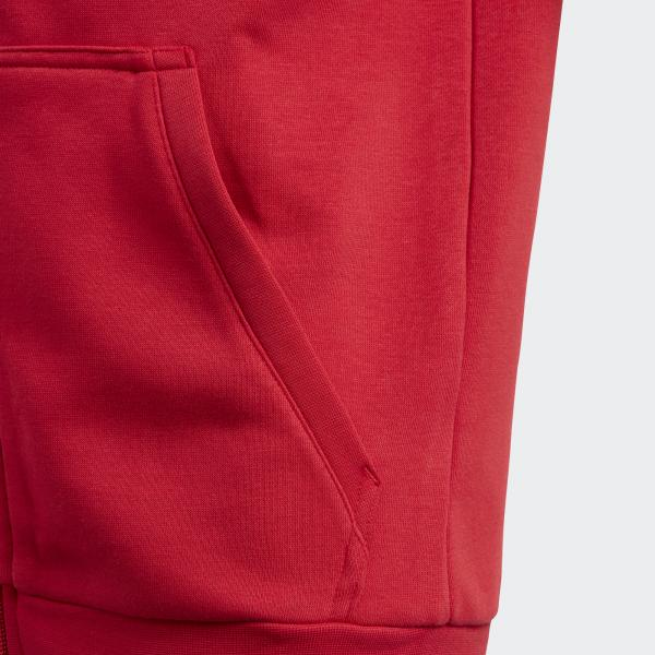 Adidas Felpa  Manchester United Junior Rosso Tifoshop