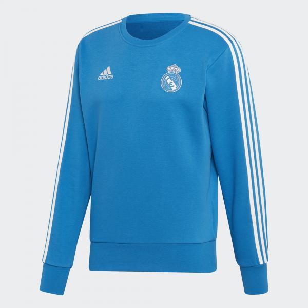 Adidas Felpa  Real Madrid Azzurro