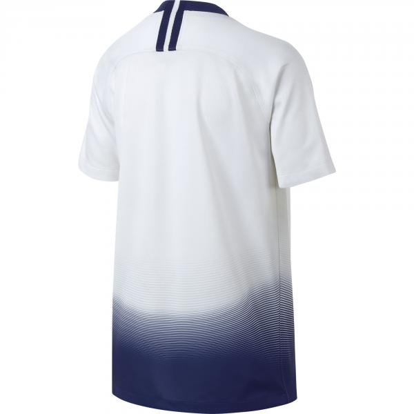 Nike Maglia Gara Home Tottenham Hotspurs Junior  18/19 Bianco Tifoshop