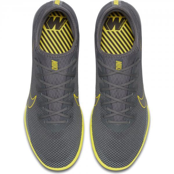 Nike Scarpe Calcetto Mercurialx Vapor Xii Pro Tf Grigio Tifoshop