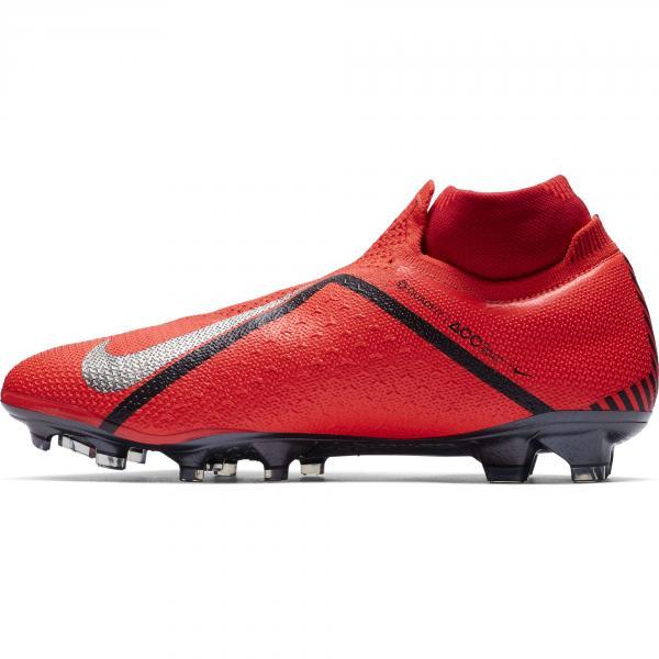 Nike Scarpe Calcio Phantom Vsn Elite Df Fg Rosso Tifoshop