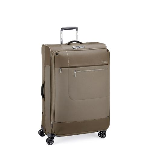 LARGE LUGGAGE  ECRU